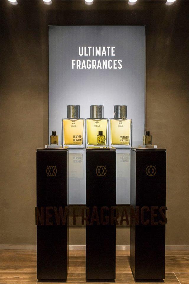 Ultimate Fragrances, le tre nuove fragranze di Womo