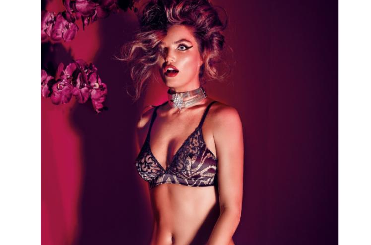 Collezione di lingerie Parah Primavera/Estate 2018