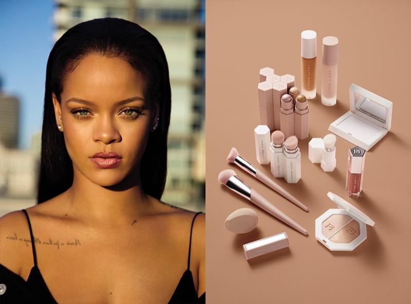 Fenty Beauty by Rihanna in Italia ad aprile da Sephora