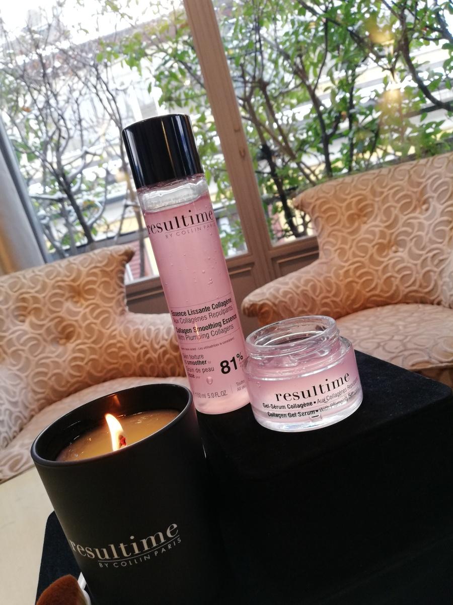 Skincare di primavera, la pelle si rigenera con le novità Resultime al Collagene