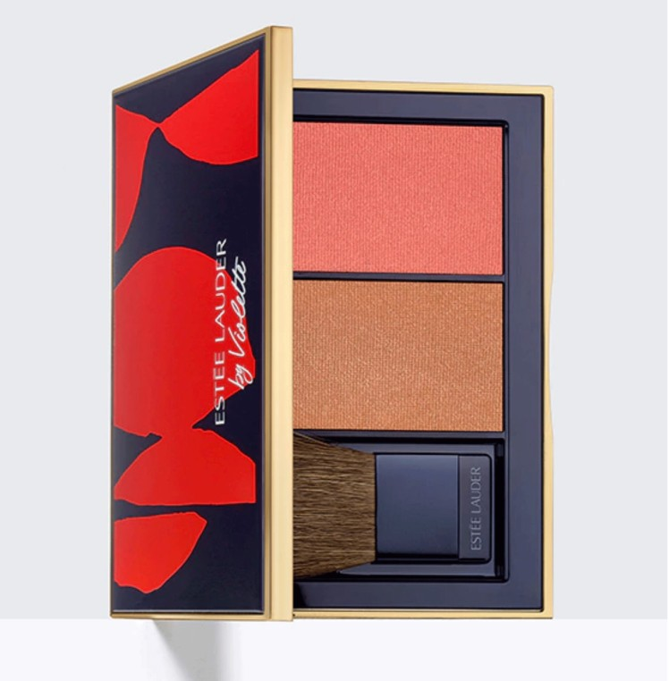 Poppy Sauvage Collection by Violette, limited edition Estée Lauder