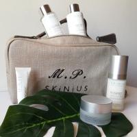 Beauty routine firmata Skinius, con me anche in viaggio