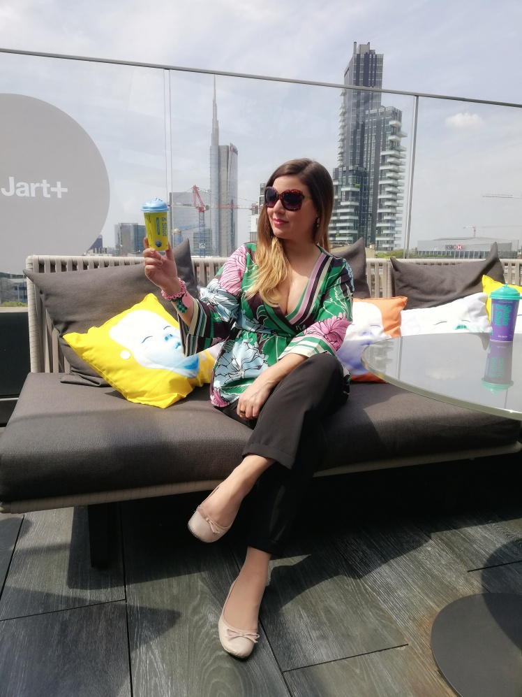 Shake and Shot di Dr. Jart+, le nuove maschere in caucciù in vendita da Sephora