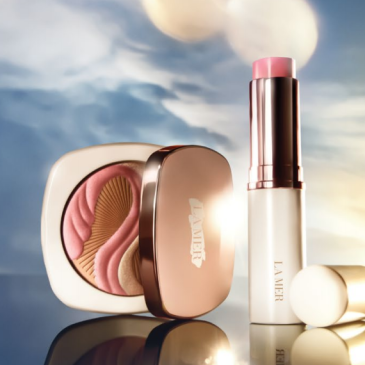 Novità La Mer per l'estate 2018: Soleil de La Mer Lip and Cheek Glow e Bronzing Powder e Blue Heart in edizione limitata