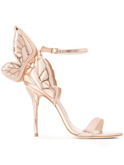 Tendenza farfalle nella moda e negli accessori della primavera estate 2018
