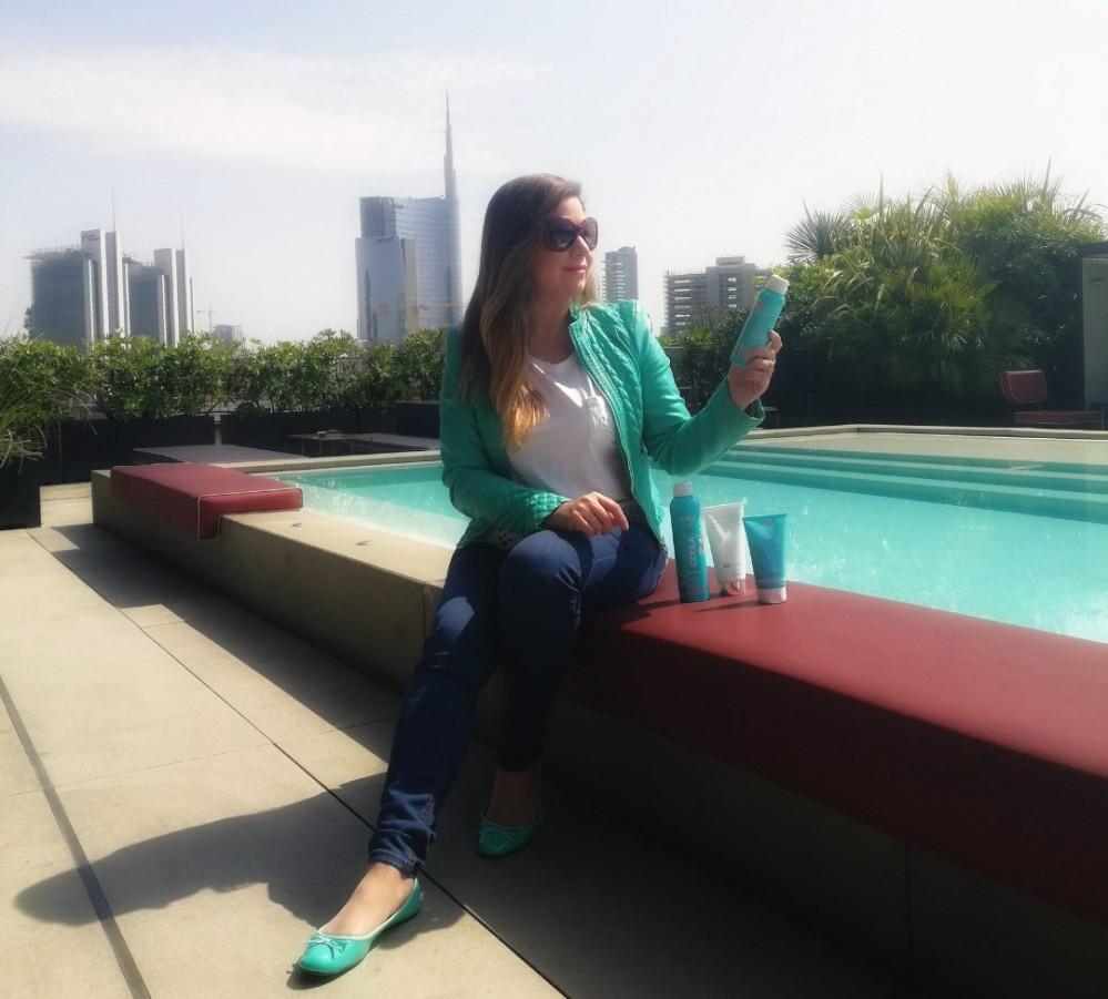I solari biologici Coola arrivano in Italia Vanity in Milan