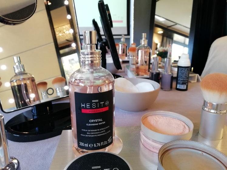 Recensione Hesito Minerals, ingredienti e consigli di utilizzo Vanity in Milan