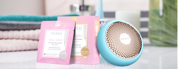 Nuove maschere Foreo Ufo da Sephora, Advanced Collection  Vanity in Milan