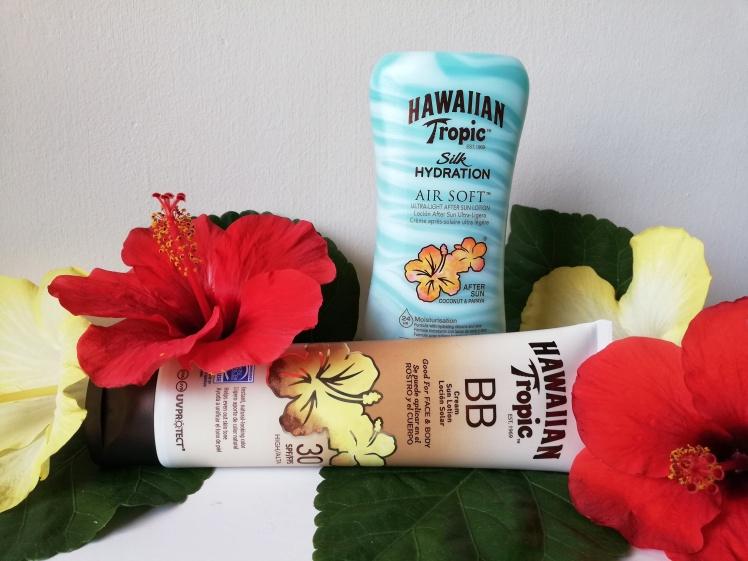 Come ottenere una pelle liscia ed abbronzata con Hawaiian Tropic e Wilkinson