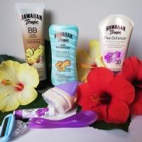 Con Hawaiian Tropic e Wilkinson il piacere di una pelle liscia ed abbronzata