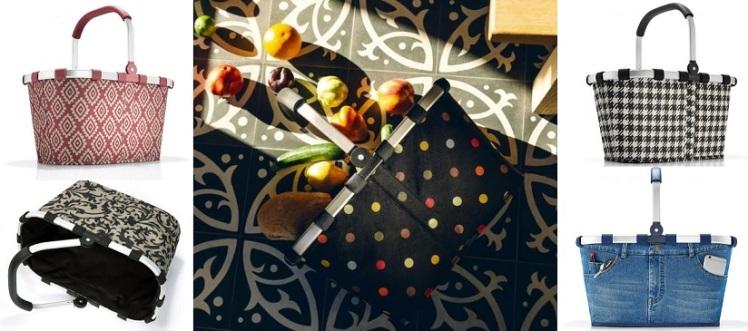 Reisenthel, i bestseller per la spesa e l'organizzazione degli spazi in casa