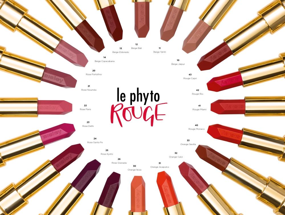 Recensione di Phyto Rouge di Sisley Paris, make-up e trattamento per le labbra