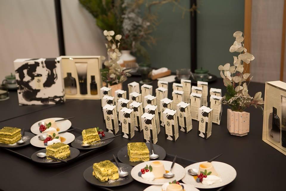 Cerimonia del tè Natale Oribe
