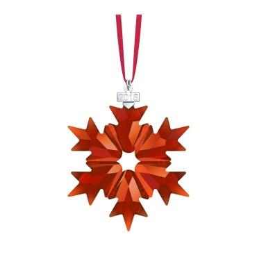 Decorazione per le feste in cristallo Swarovski Edizione annuale 2018
