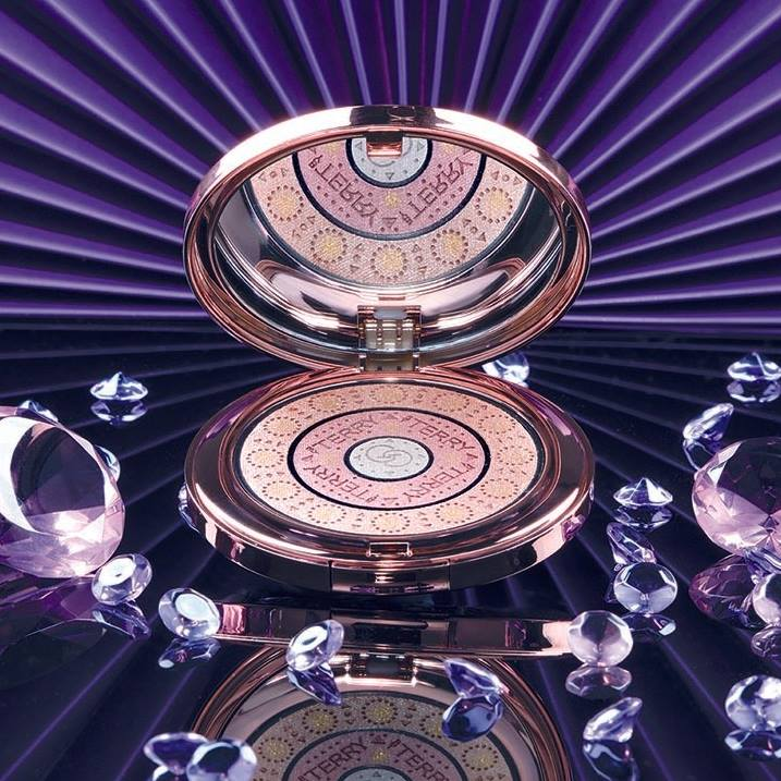 Cipria By Terry Trio Compact Gem Glow