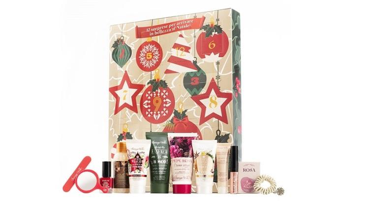 Calendario Avvento Bottega Verde Natale 2018