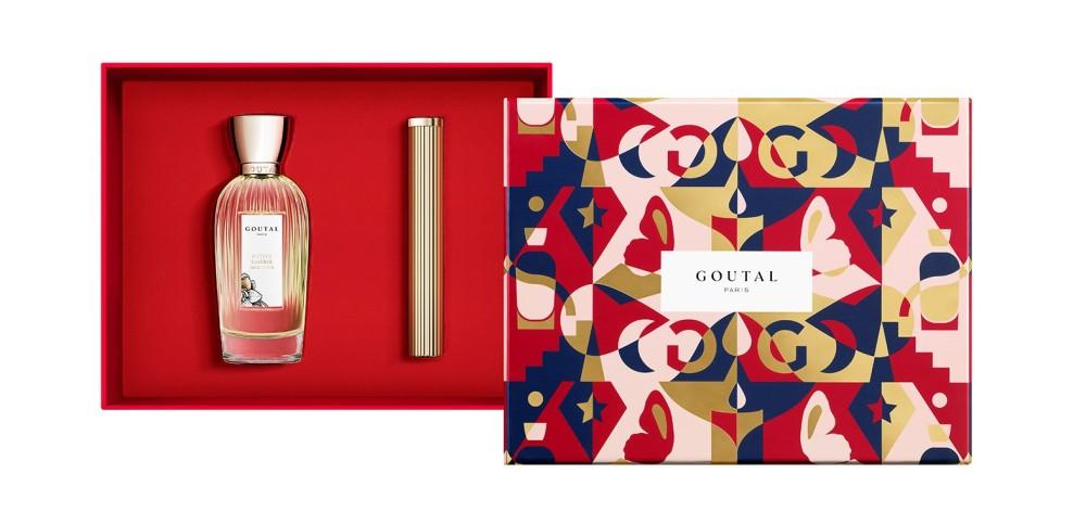 Cofanetto regalo profumo Natale di Goutal Paris