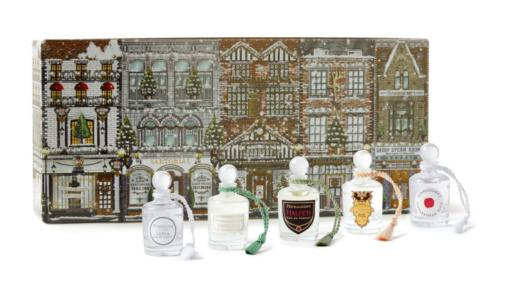 Cofanetto Natale mini profumi Penhaligon's for her