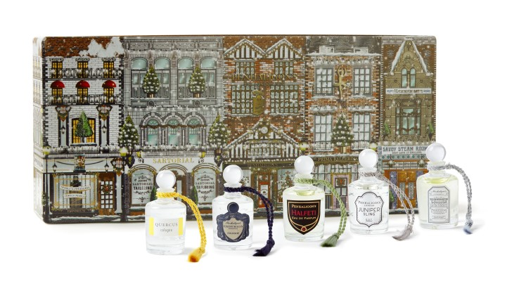 Cofanetto Natale mini profumi Penhaligon's for him
