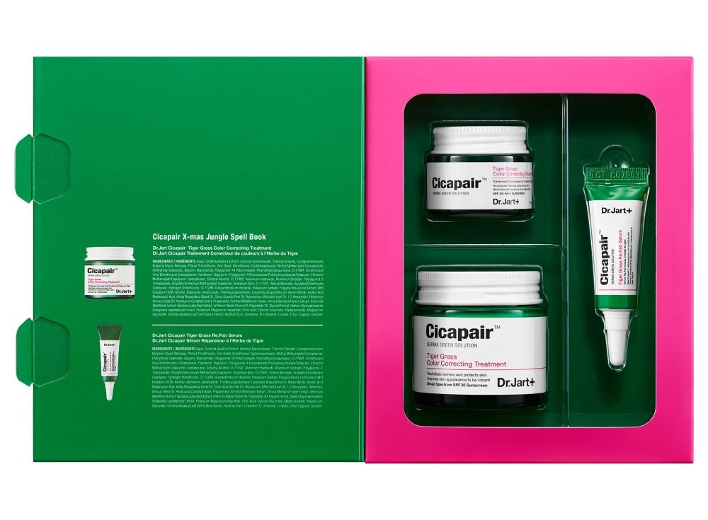 Kit Cicapair Dr.Jart+ in esclusiva da Sephora, idea regalo per le pelli arrossate