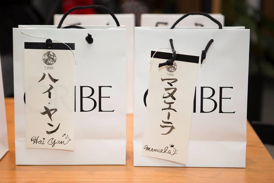 Gift bag Oribe prodotti capelli