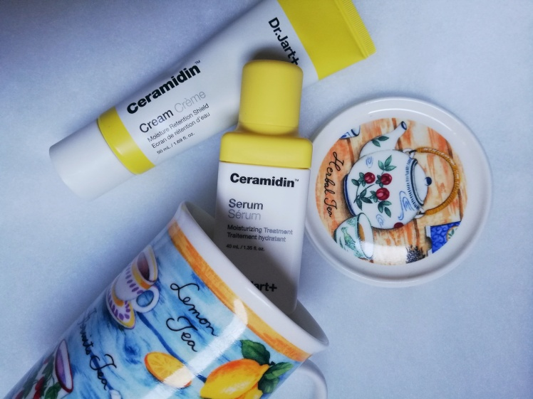 Rimedi pelle secca disidratata Ceramidin Dr Jart