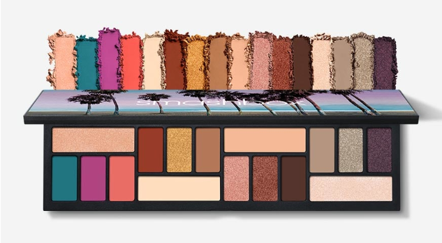 Palette Smashbox Los Angeles primavera