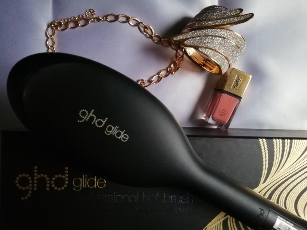 Review Ghd Glide spazzola lisciante Ghd