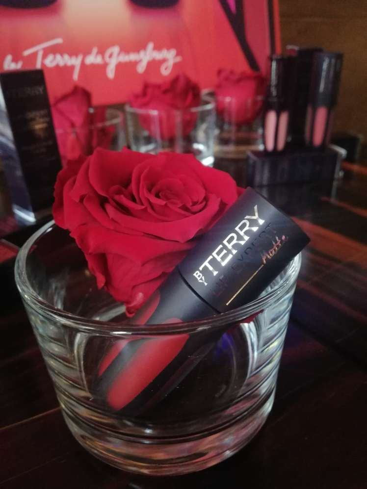 Rossetto liquido rosso By Terry