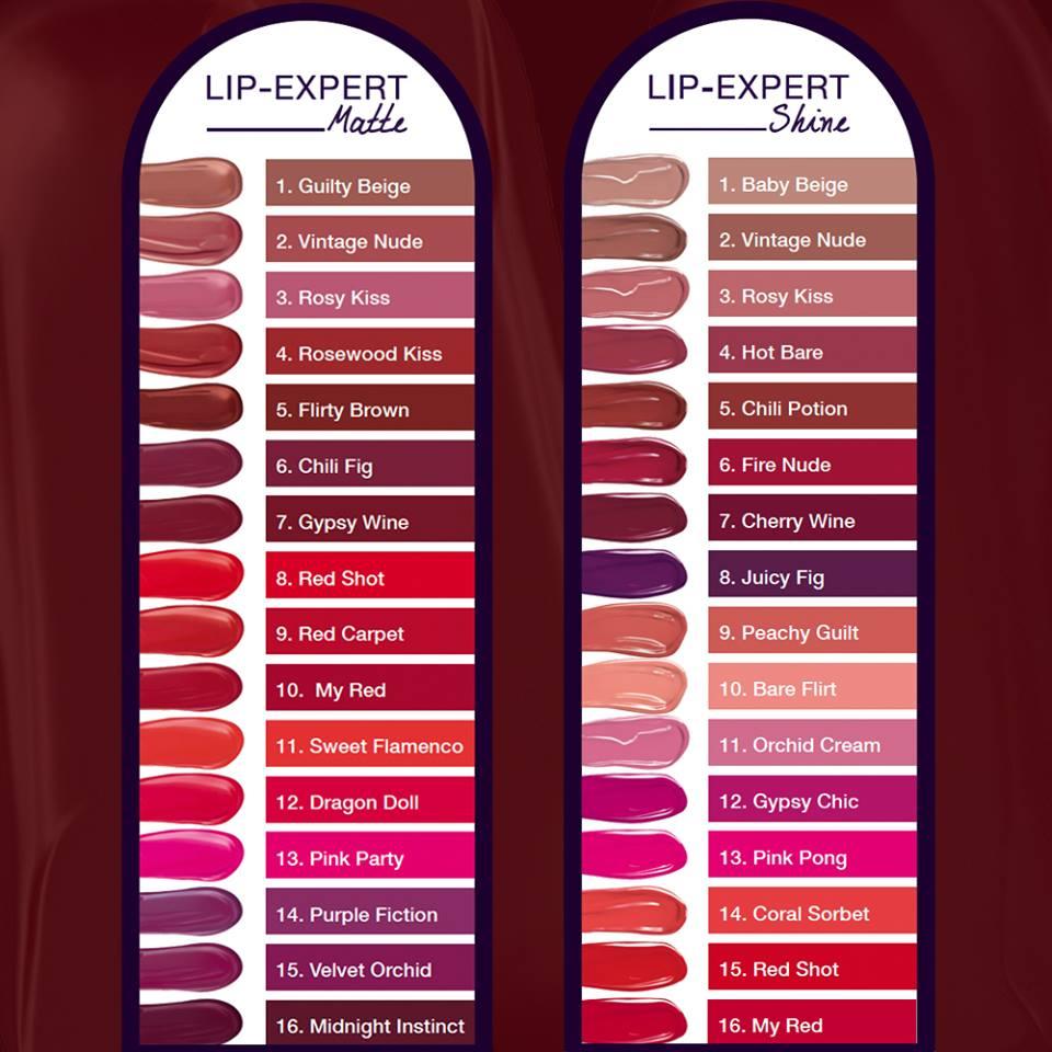 Nuances Liquid Lipstick Lip Expert By Terry