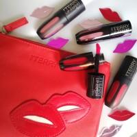 Le labbra si vestono di seduzione con i nuovi rossetti Lip-Expert By Terry