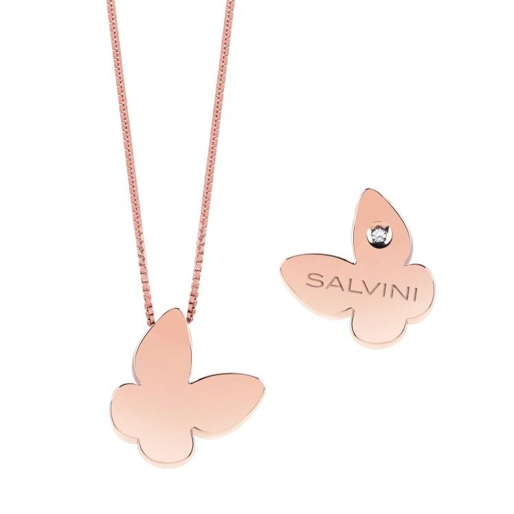 Salvini farfalla regalo lusso
