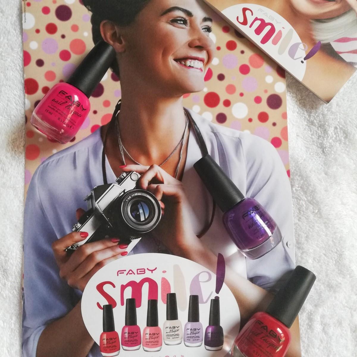 Smile! La nuova collezione Faby per la primavera-estate