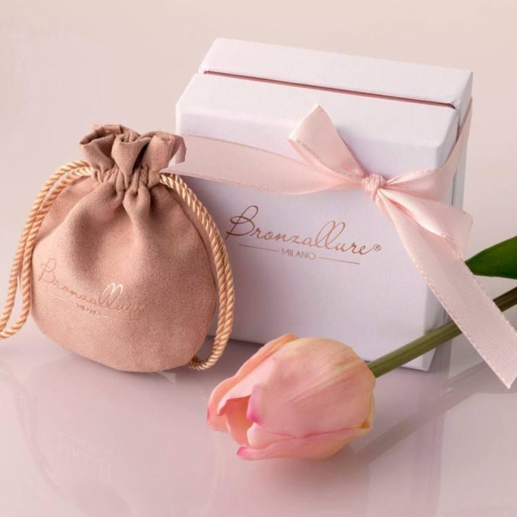 Bronzallure gioielli Golden Rosè