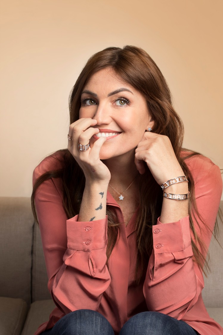 Chiara Maci per Bronzallure gioielli