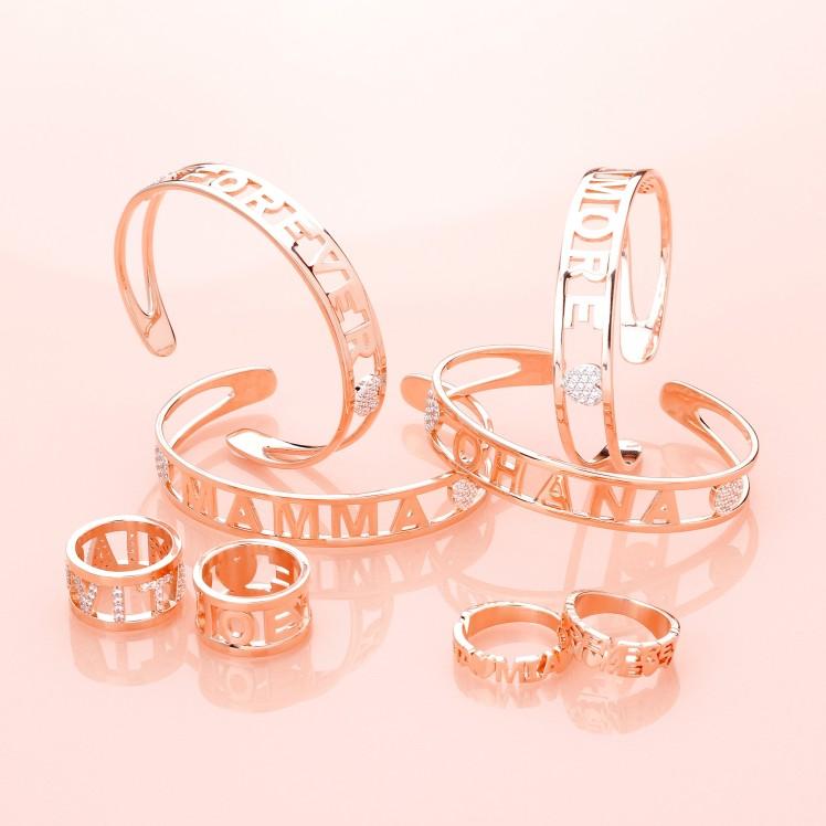 Bracciali anelli Chiara Maci Bronzallure
