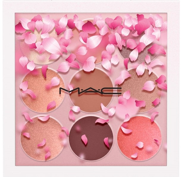 Palette occhi primavera Mac