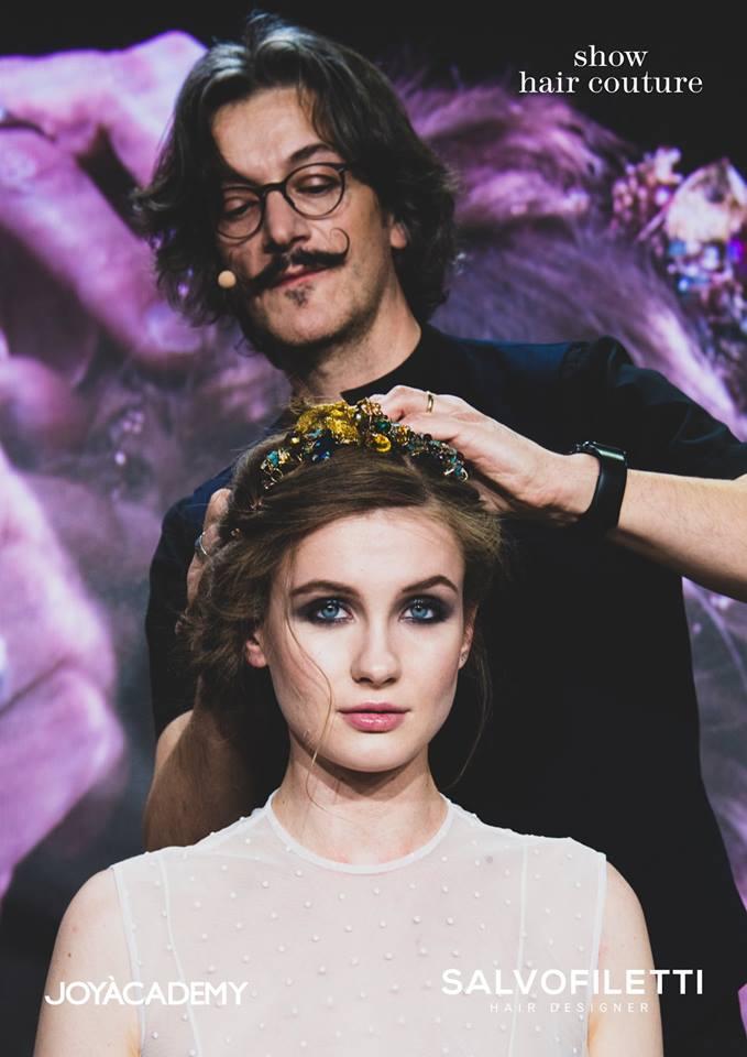 Collezione sposa Hair Bouquet di Salvo Filetti