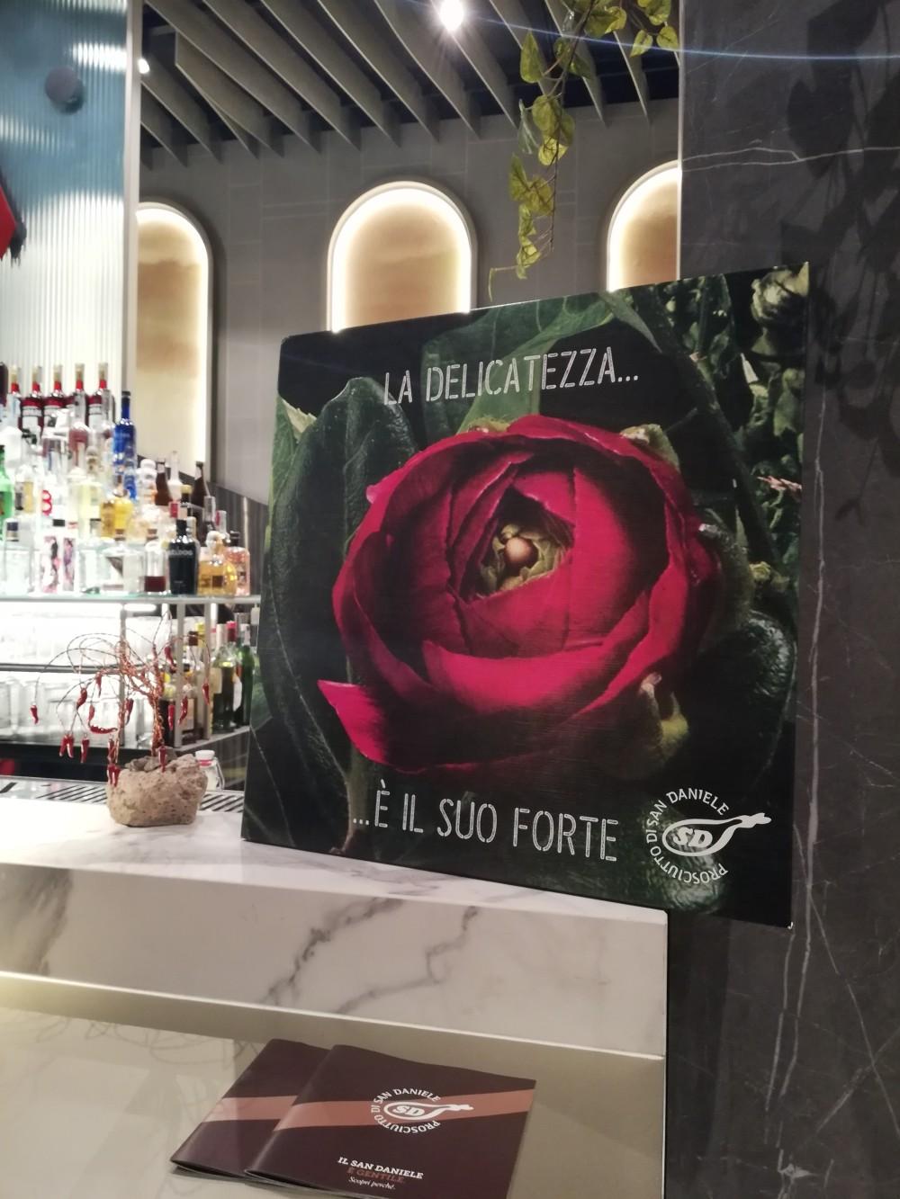 Prosciutto San Daniele evento Milano