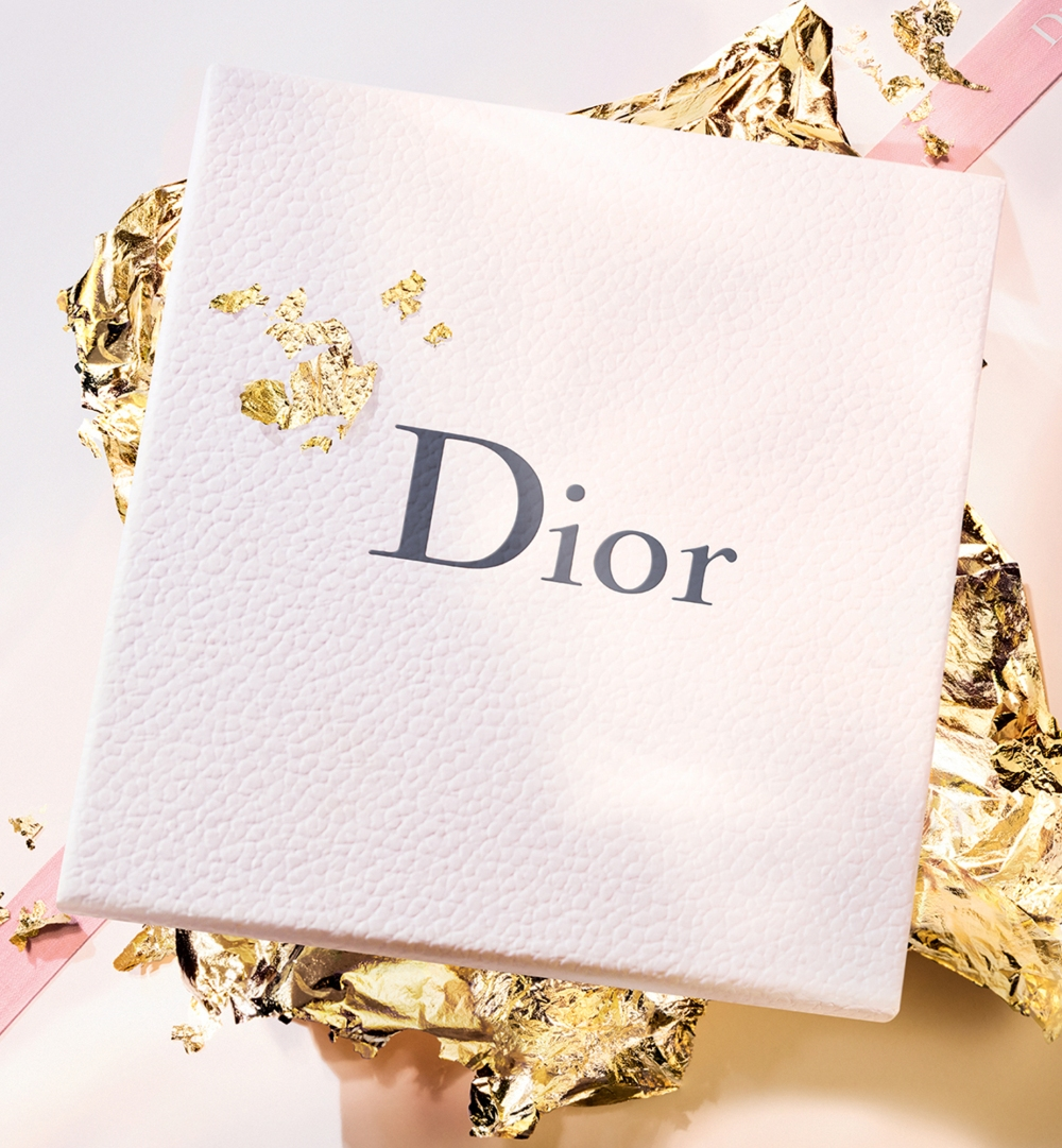 Cofanetto Dior idea regalo festa mamma