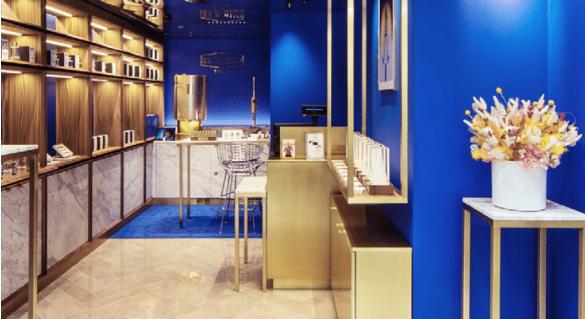 Boutique profumeria artistica Ex Nihilo Paris