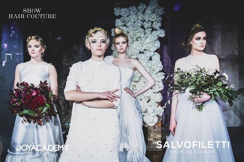 Capelli sposa Hair Bouquet di Salvo Filetti