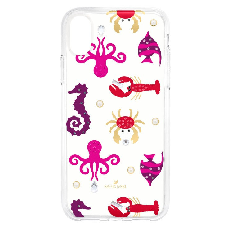 custodia per smarphone Swarovski Sea Life