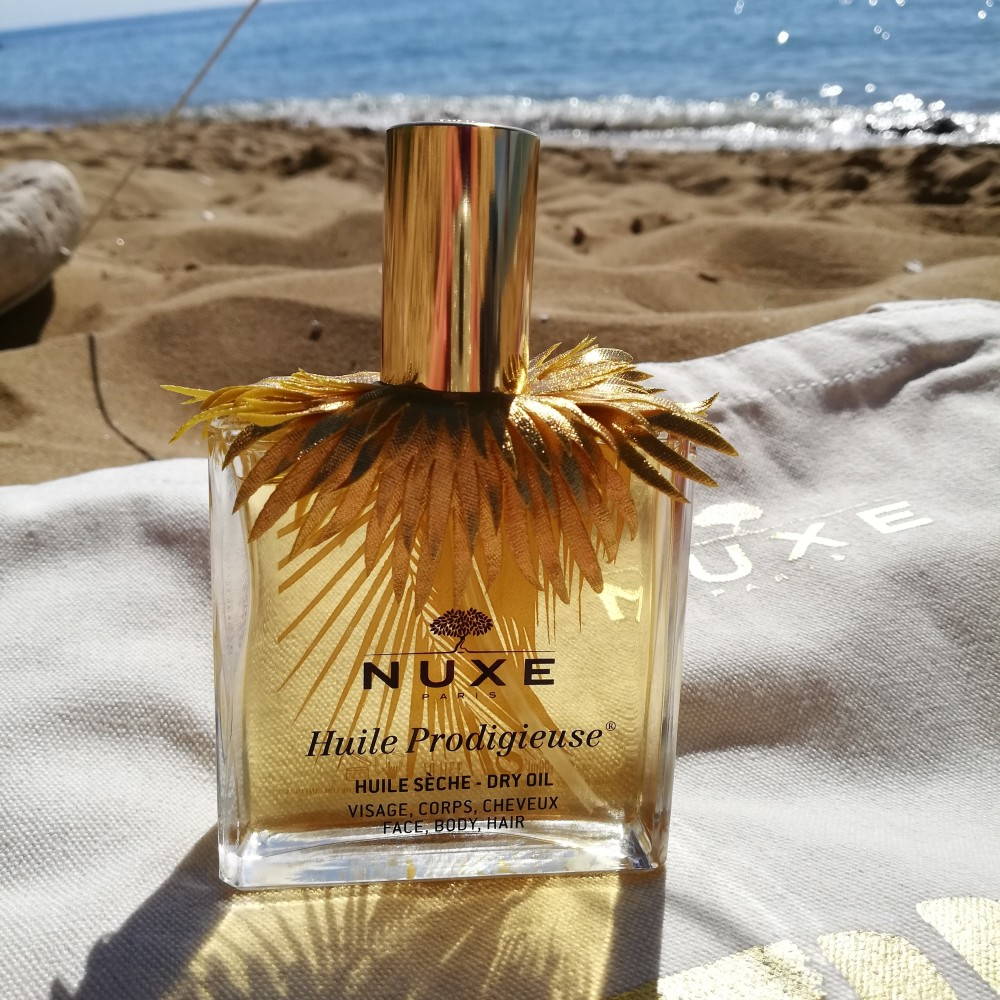 Recensione Huile Prodigieuse Nuxe