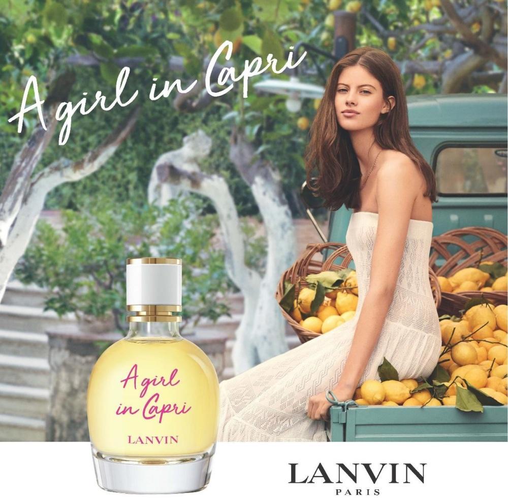 Profumo Lanvin A Girl in Capri