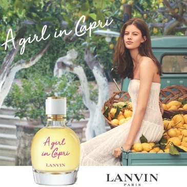 Profumo Lanvin A Girl in Capri