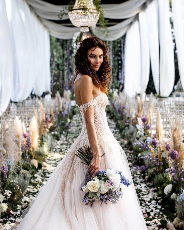 Abito sposa principesco Atelier Emé