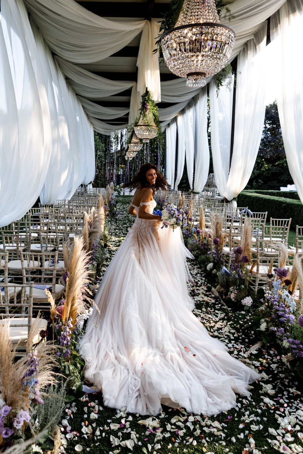 Matrimonio Paola Turani Atelier Emé