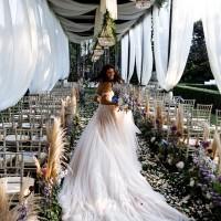 Sogno romantico di mezza estate firmato Atelier Emé