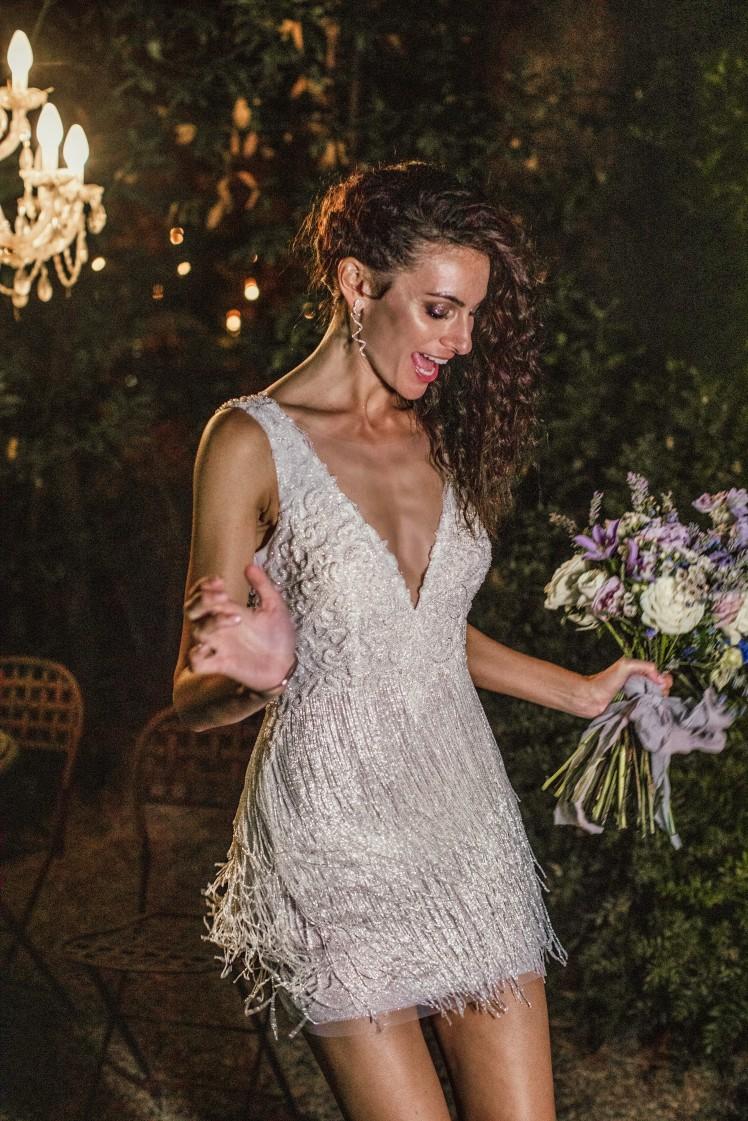 mini dress sposa Atelier Emé